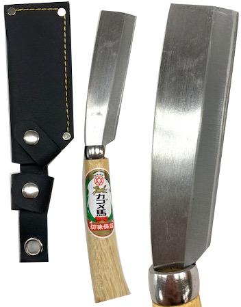 鉈・斧・包丁のイメージ